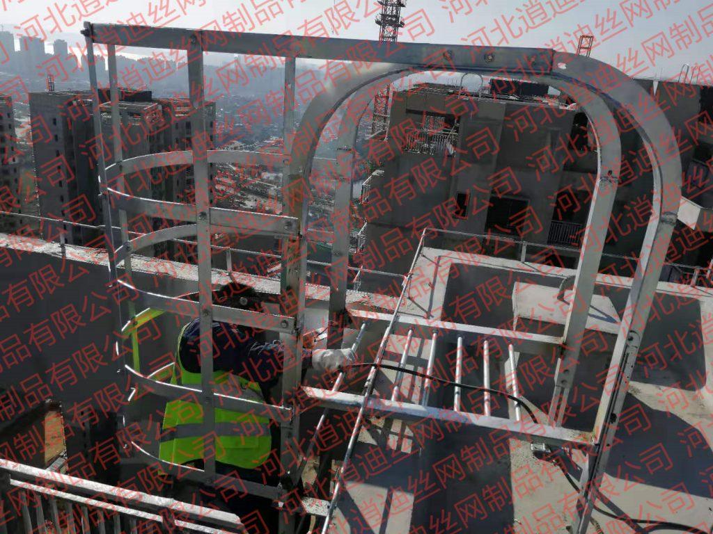 钢梯和平台的制作规范